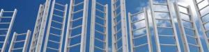 Stevige ladder